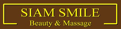 Siam Smile – Thai Massage & Beauty Treatments Logo